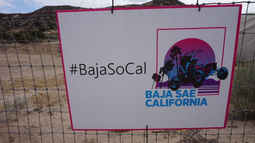 #BajaSoCal, because it is not an official event without a hash tag.